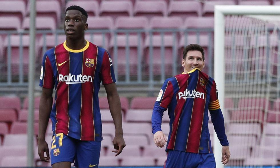 Messi vẫn muốn tiếp tục khoác áo Barca.