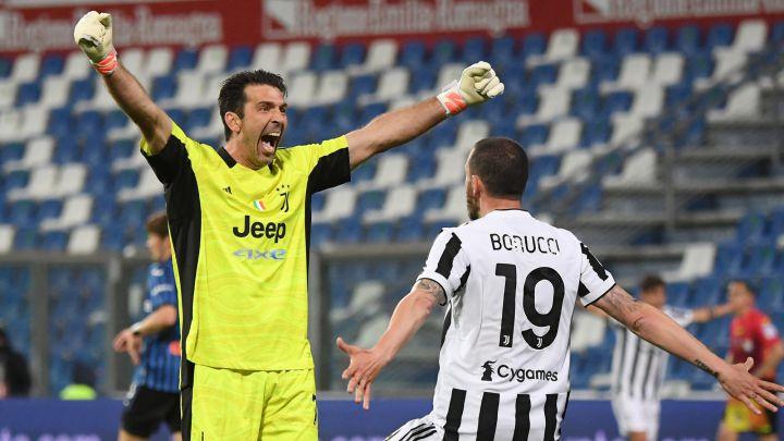 Buffon เริ่มการแข่งขันฟุตบอลอิตาลีรอบสุดท้ายปี 2020-2021  ภาพ: Reuters