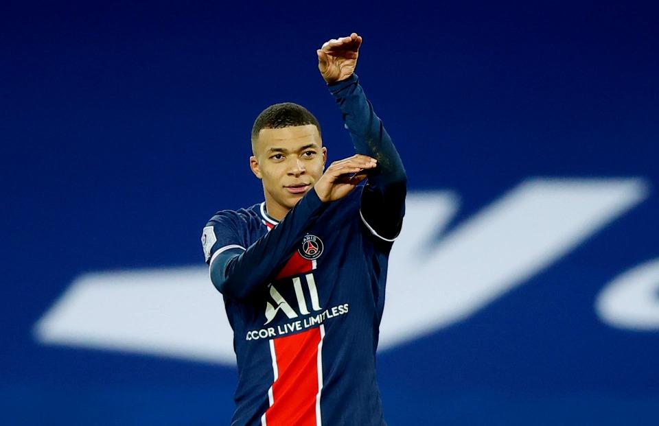 เอ็มบัปเป้เก็บเกี่ยวความรุ่งโรจน์ของฟุตบอลฝรั่งเศสที่เปแอสเชและต้องการที่จะก้าวไปอีกระดับ  ภาพ: สพป