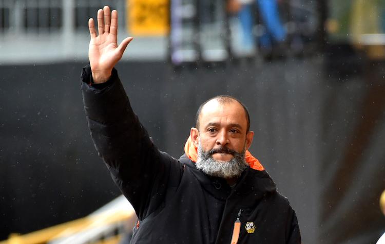 นูโน่เอสปิริโตซานโตกล่าวอำลาแฟนบอลหมาป่าสิ้นสุดสี่ปีในการเป็นผู้นำสโมสร  ภาพ: PA.