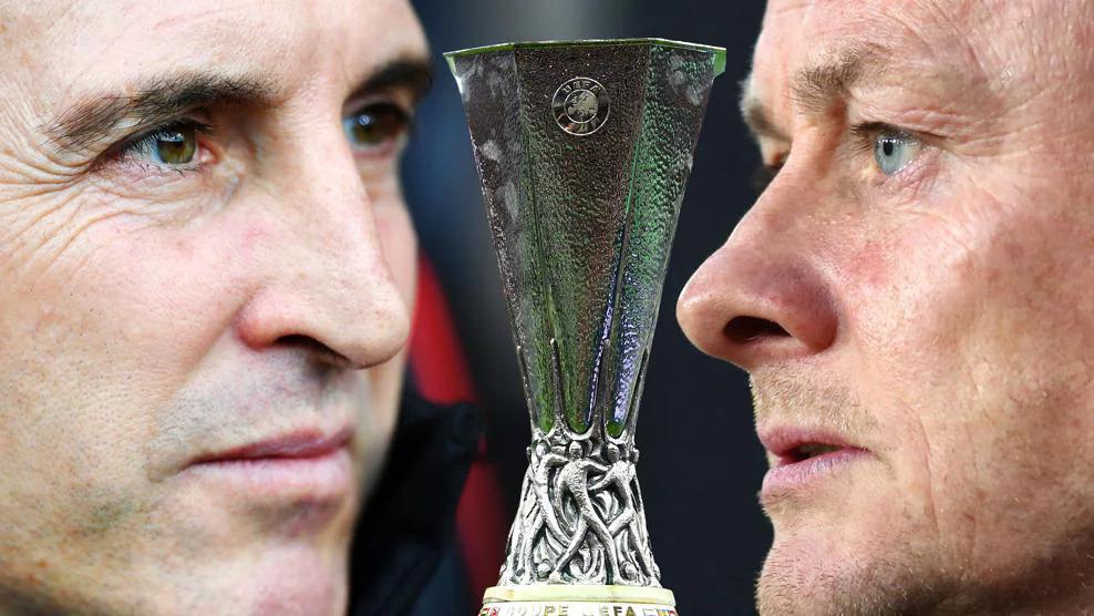 Emery memandang Man Utd seperti lawan normal lainnya yang pernah ia hadapi.  Foto: UEFA