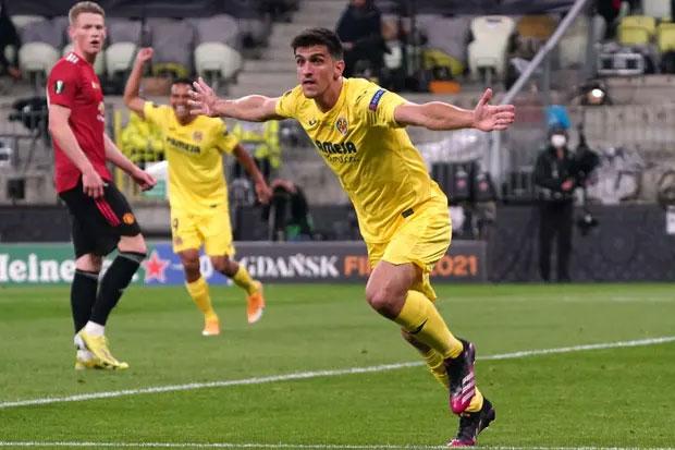 Man Utd diperingatkan tentang bahaya Moreno tetapi masih tidak bisa menghentikannya untuk mencetak gol.  Foto: Reuters.