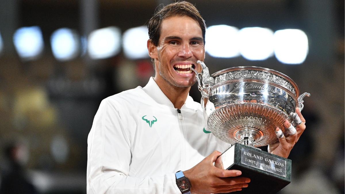 Nadal membidik gelar Roland Garros ke-14, juga Grand Slam ke-21. Foto: ATP.