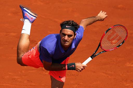 Terakhir kali dia menghadiri Roland Garros pada 2019, Federer mencapai semifinal.  Foto: ATP.
