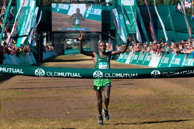 Justin Kemboi Chesire of Kenya