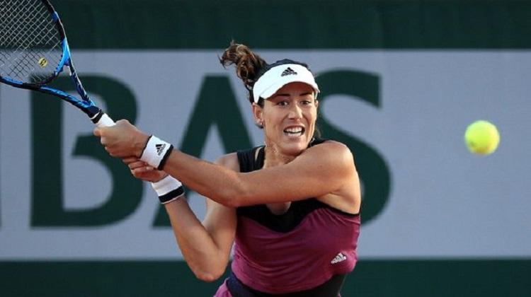 Muguruza hanya berhasil melewati babak keempat dalam 12 Grand Slam terakhir.  Foto: WTA