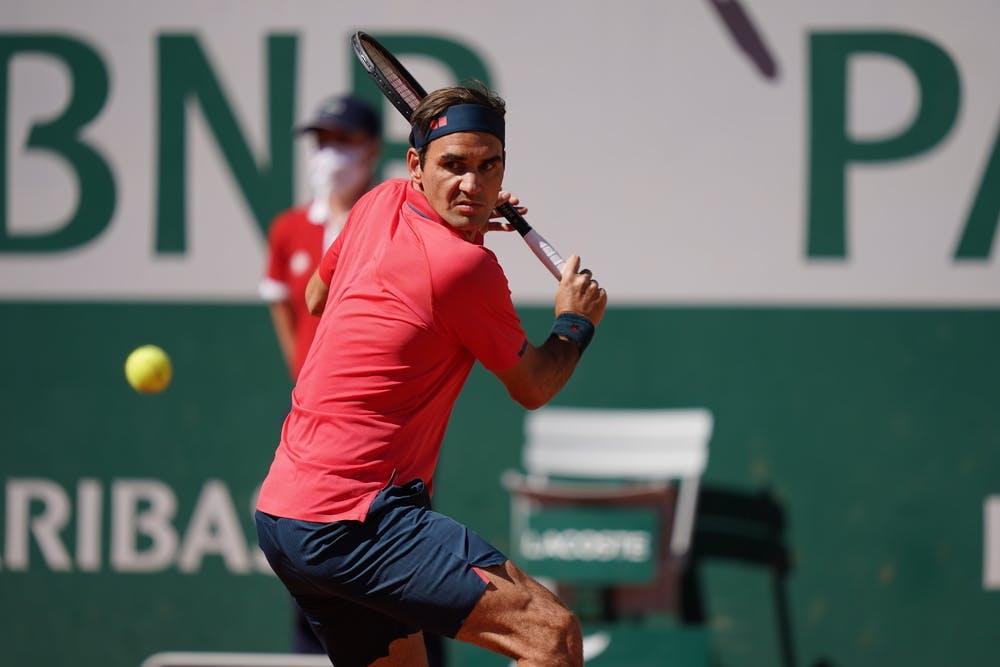 Federer menjadi juara kedua pada tahun 2021. Foto: RG