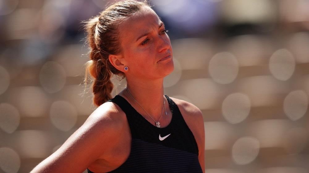 Kvitova không vô địch Grand Slam từ 2014. Ảnh: Sky