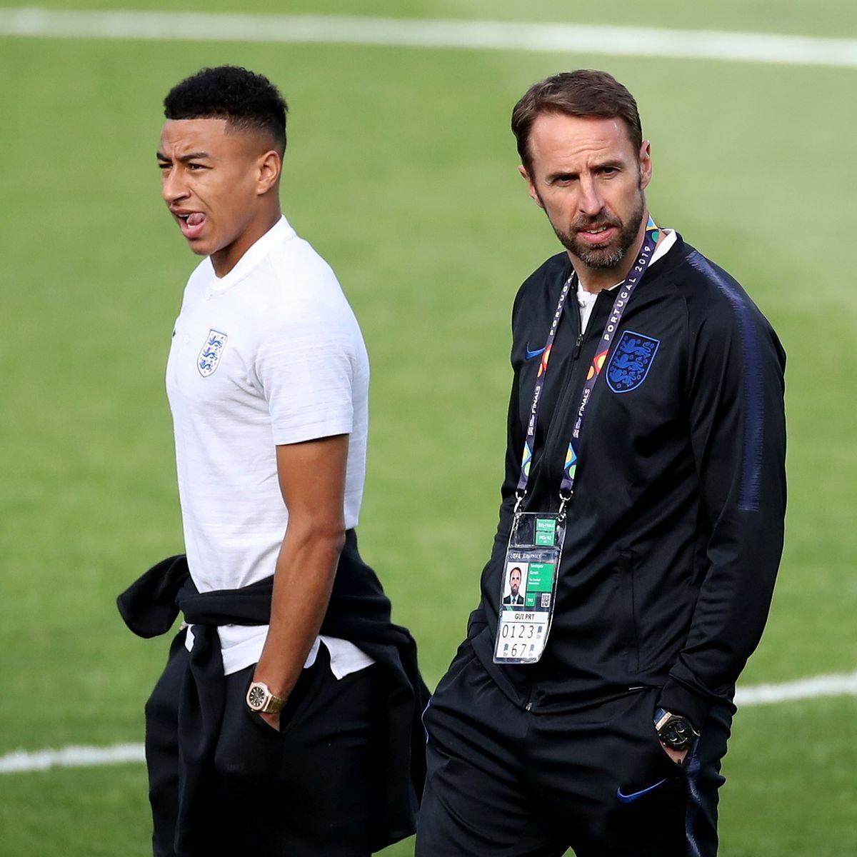 Southgate phải chịu áp lực rất lớn khi gạt Lingard khỏi kế hoạch Euro 2021. Ảnh: Reuters