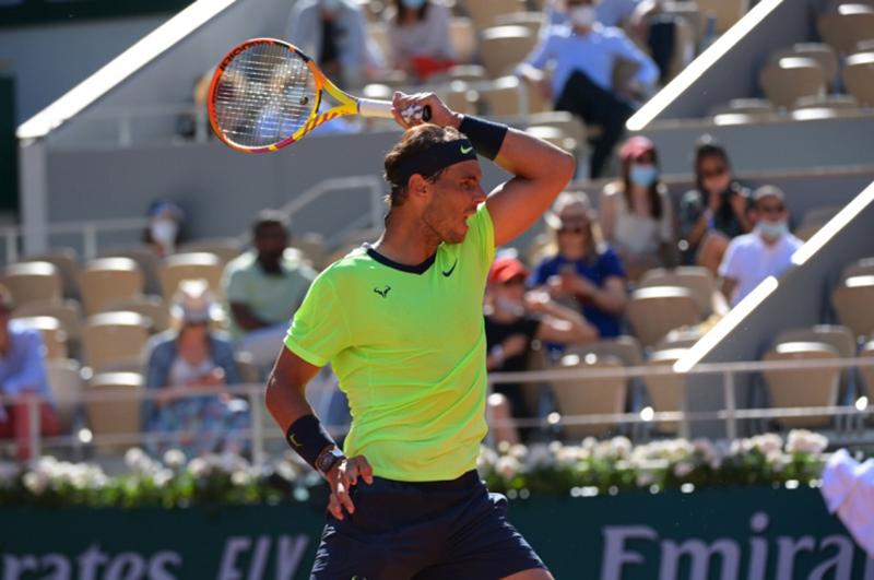 Nadal mencatatkan 31 kemenangan beruntun di Roland Garros, sejak kalah dari Djokovic pada 2015. Foto: ATP