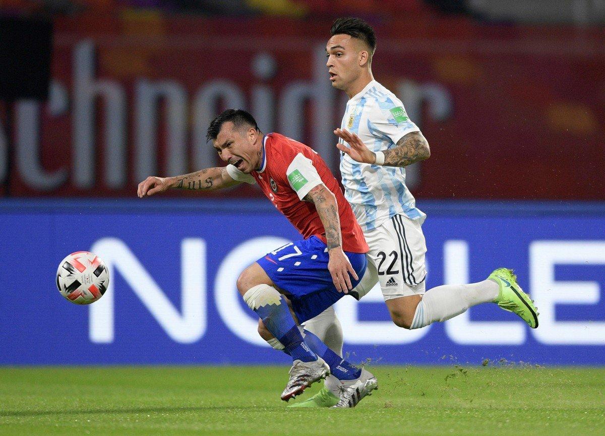 Chile đủ độ quái và kinh nghiệm để đứng vững trước Argentina. Ảnh: AFA