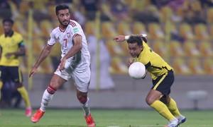 UAE đè bẹp Malaysia