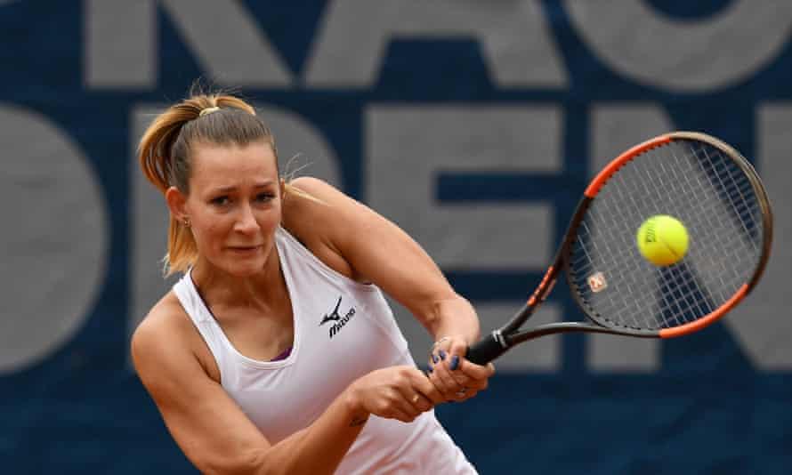 Sizikova đối diện án tù 10 năm. Ảnh: Guardian