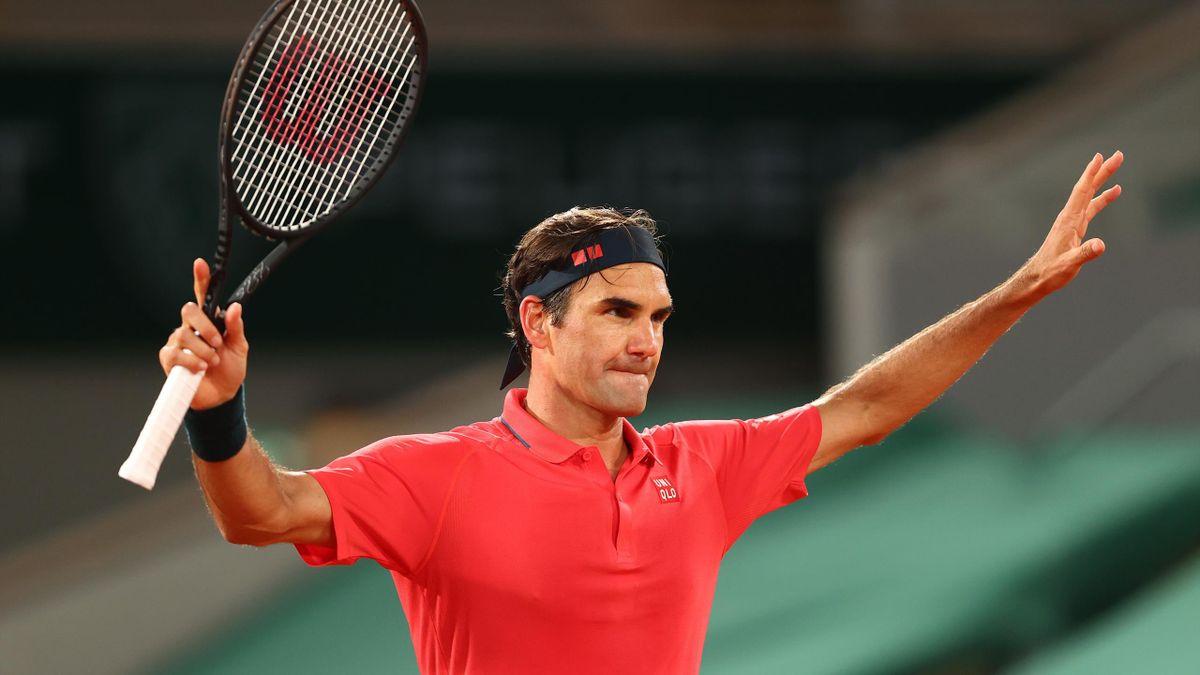 Federer belum pernah kalah dari pemain di luar 55 besar ATP dalam sejarah Roland Garros.  Foto: ATP