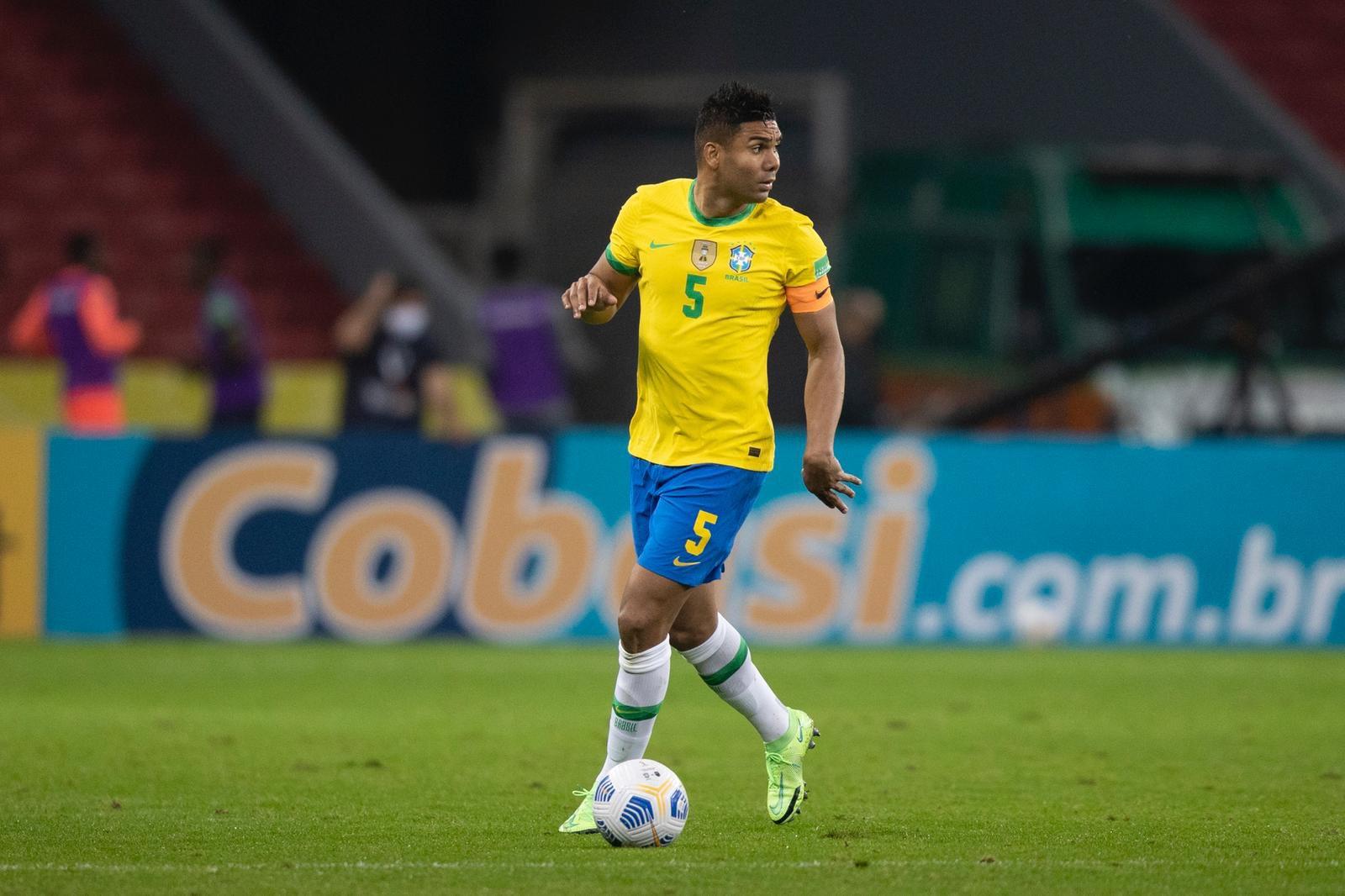 Casemiro menegaskan bahwa setiap anggota tim Brasil melawan Copa America.  Foto: CBF