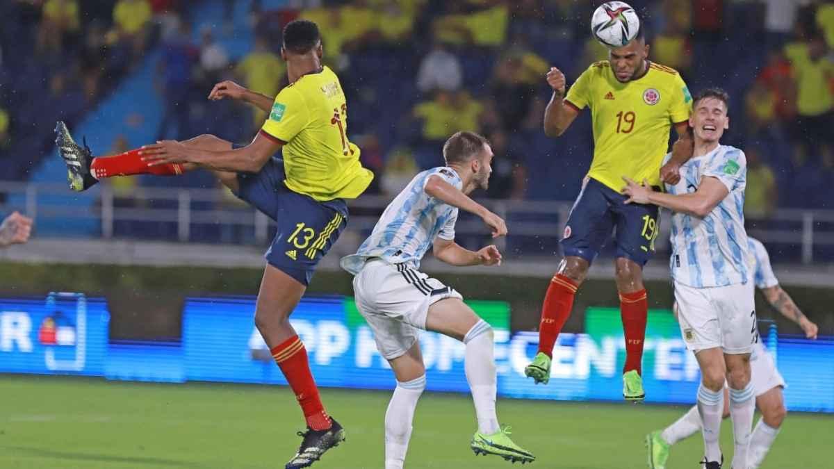 Nỗ lực đến cùng đã đem lại kết quả ngọt ngào cho Colombia.