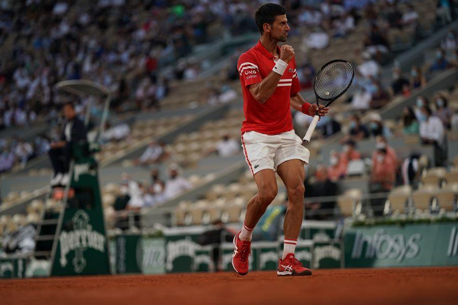 Roland Garros là Grand Slam duy nhất Djokovic chưa thể có lần thứ hai đăng quang. Ảnh: ATP
