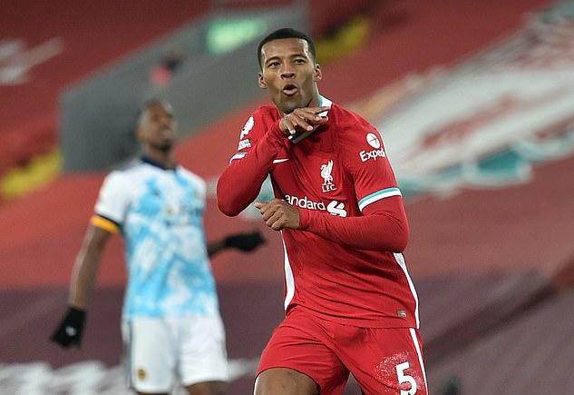 Wijnaldum là một trong những trụ cột góp phần phục hưng Liverpool năm năm qua. Ảnh: Reuters.