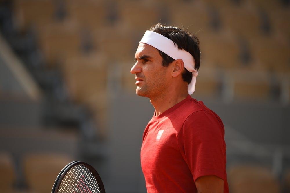 Federer chỉ chơi ba giải trong 15 tháng gần nhất. Ảnh: ATP