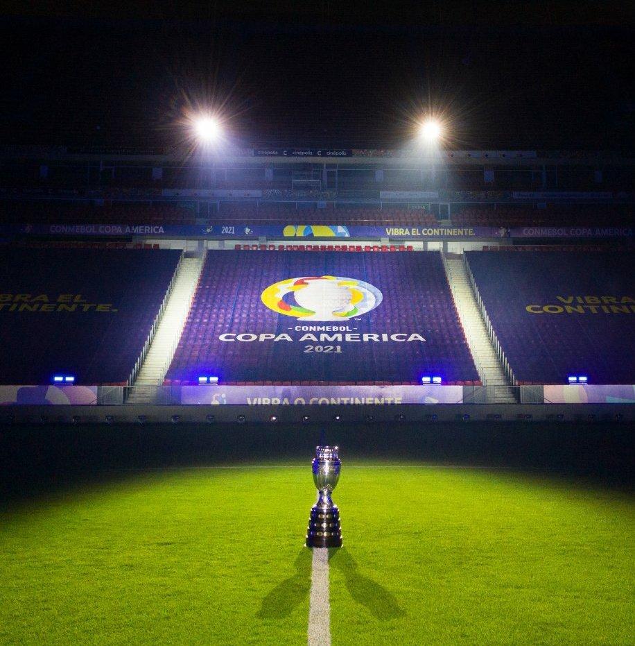 เทศกาลฟุตบอลอเมริกาใต้ปีนี้จะไม่ต้อนรับผู้ชมเข้าสู่สนาม เนื่องจากโควิด-19 ยังคงซับซ้อนในประเทศเจ้าภาพบราซิล