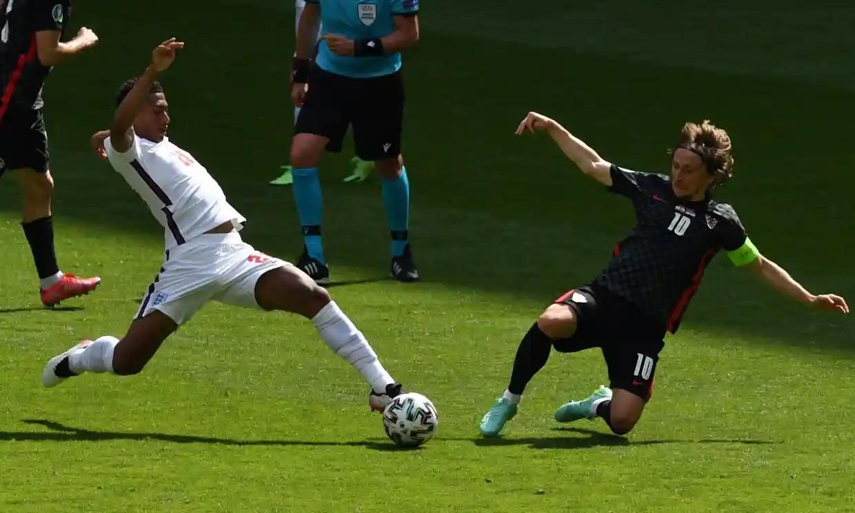 Modric dan rekan satu timnya tidak bisa mengejutkan lawan.  Foto: EPA.