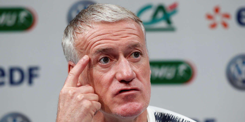Deschamps xem kinh nghiệm là hạn chế lớn nhất của tuyển Italy hiện tại. Ảnh: Reuters