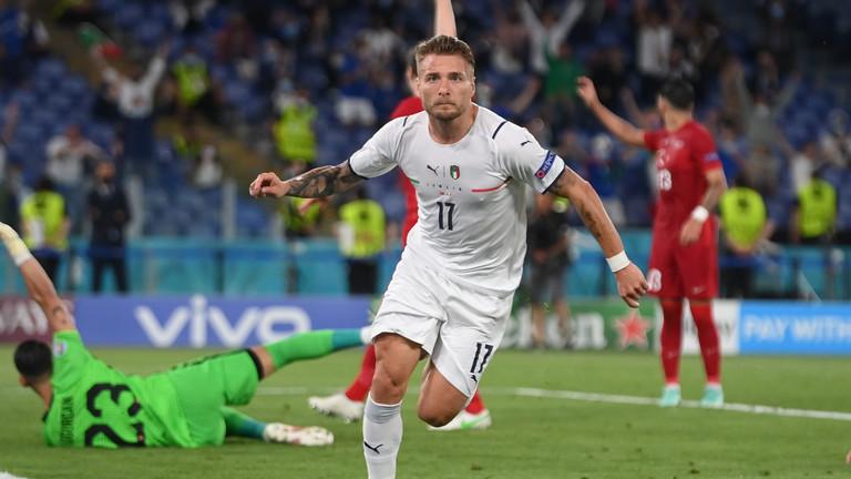 Kemenangan 3-0 atas Turki pada hari pembukaan menciptakan momentum psikologis yang baik bagi Italia