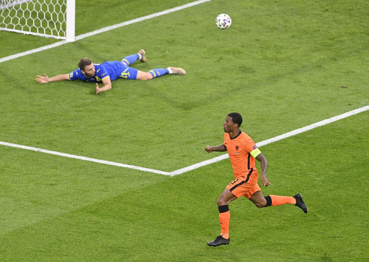 Kemenangan atas Ukraina pada hari pembukaan menciptakan momentum psikologis yang baik bagi Belanda sebelum pertandingan penting hari ini.  Foto: Reuters
