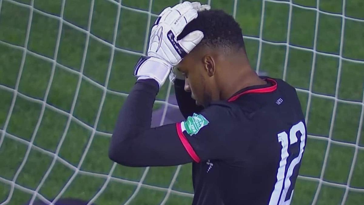 Duverger เล่นให้กับเฮติเพียงสองครั้งเท่านั้น  รูปถ่าย: Soccer One