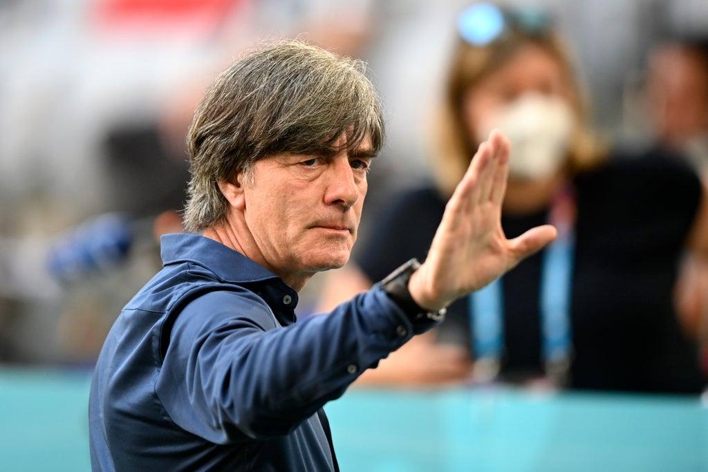 Low dan tim Jerman penuh peluang untuk melanjutkan.  Foto: Reuters.
