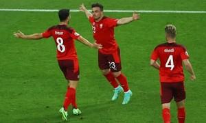 'Messi của vùng Alps' níu hy vọng cho Thụy Sỹ