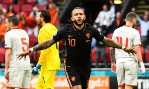 Hà Lan toàn thắng ở vòng bảng