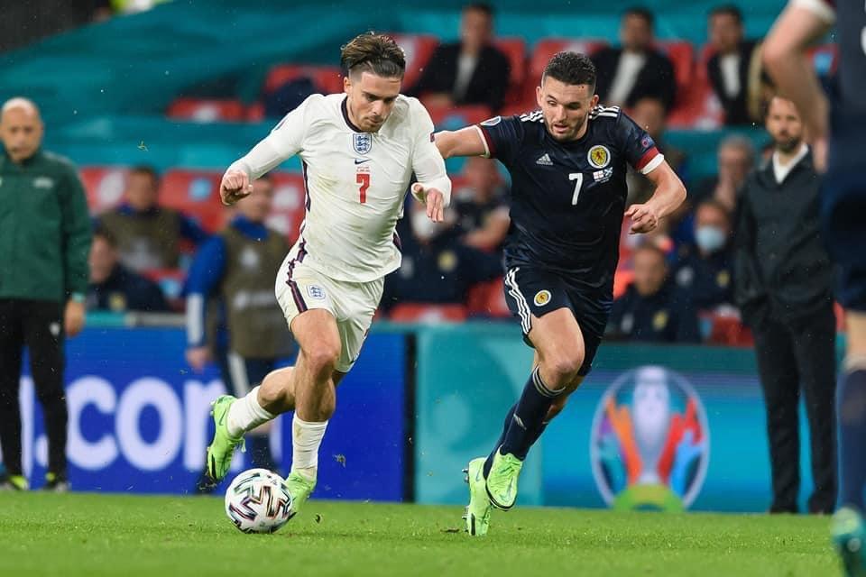 Grealish được Mourinho kỳ vọng sẽ mang tới sự mạo hiểm cần thiết mà tuyển Anh còn thiếu. Ảnh: PA