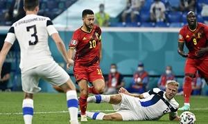 Lukaku lại lập công cho Bỉ