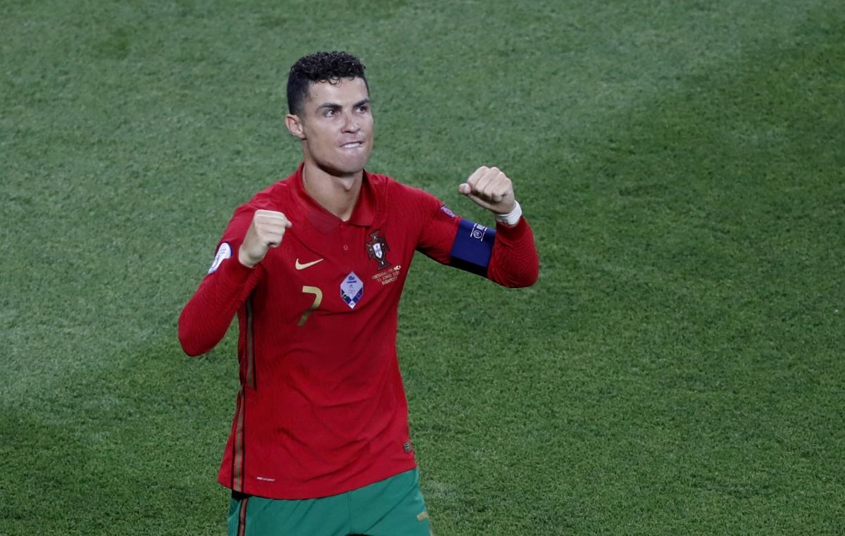 โรนัลโด้ยิง 127 ประตูให้ทีมชาติโปรตุเกส จาก U15 สู่ทีมชาติ  รูปถ่าย: Goal
