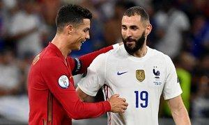 Pháp dắt Bồ Đào Nha đi tiếp