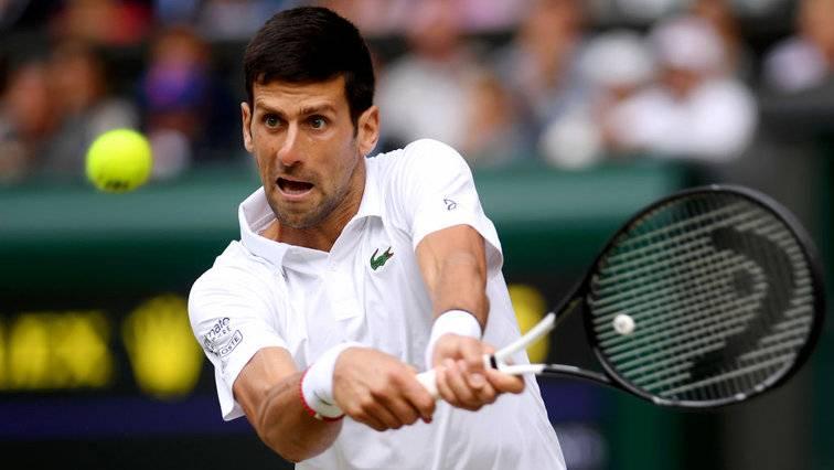 Djokovic đứng trước cơ hội san bằng kỷ lục 20 Grand Slam tại Wimbledon năm nay. Ảnh: ATP