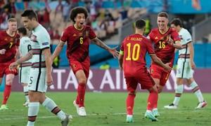 Bỉ biến Bồ Đào Nha thành cựu vương Euro