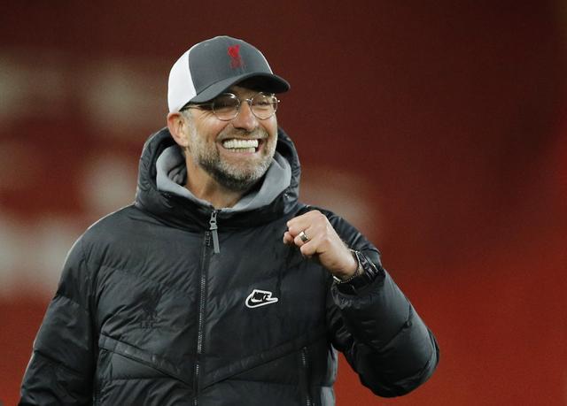 คล็อปป์เป็นหนึ่งในผู้สมัครที่จะนำทีมเยอรมัน จนกระทั่งสหพันธ์เลือก Hansi Flick เพื่อแทนที่ Joachim Low หลังจากยูโร 2021 ภาพ: Reuters