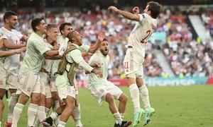 Tây Ban Nha hạ Croatia trong hiệp phụ