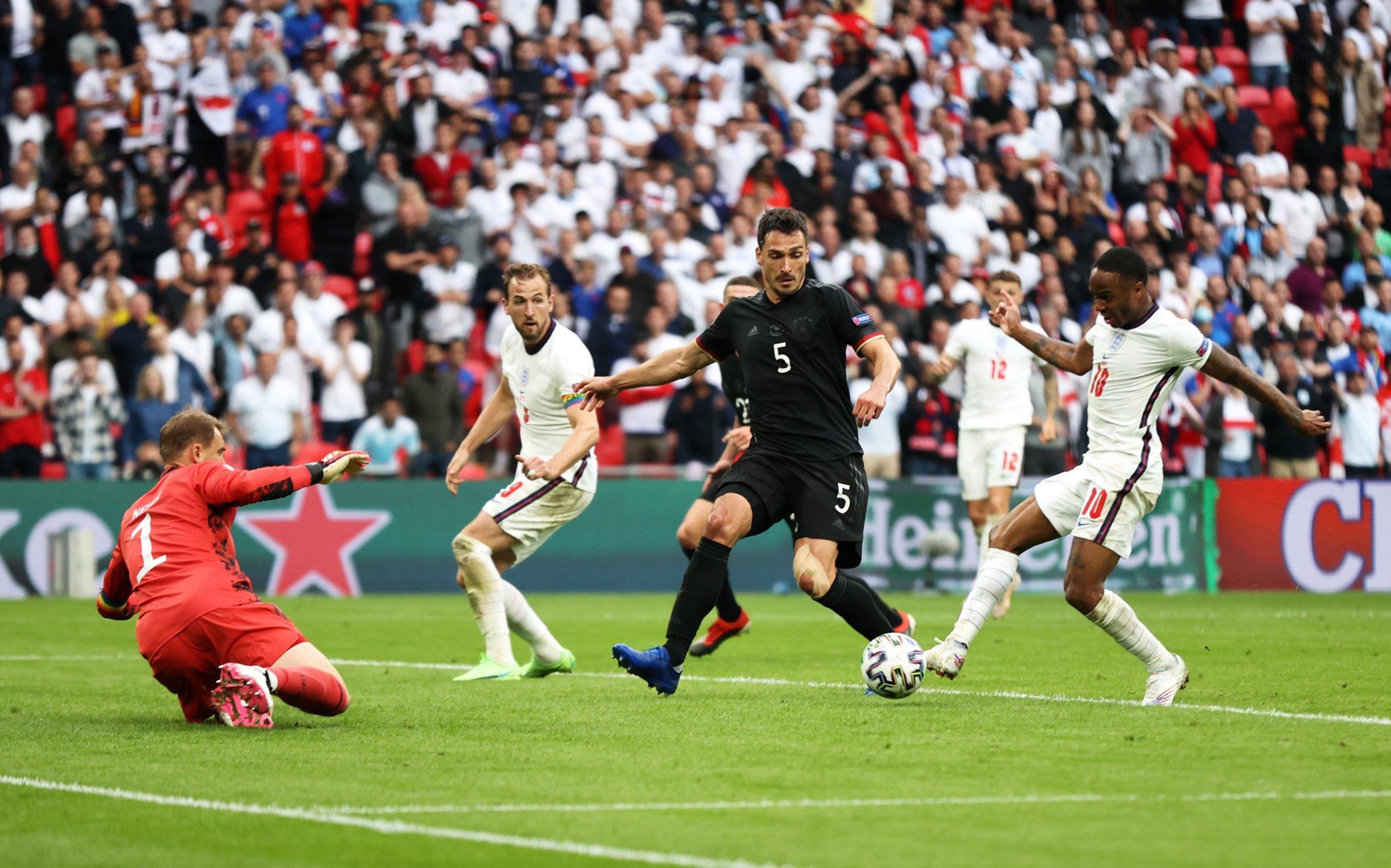 Jerman disebut-sebut bermain tanpa determinasi dalam pertandingan di Wembley pada 29 Juni mendatang.  Foto: FA
