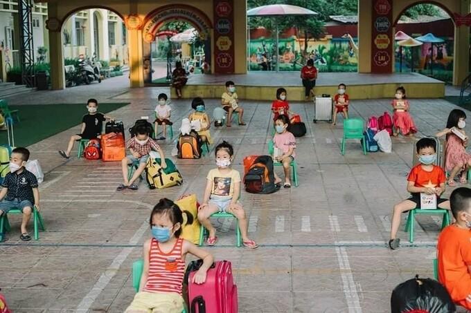24 children in school