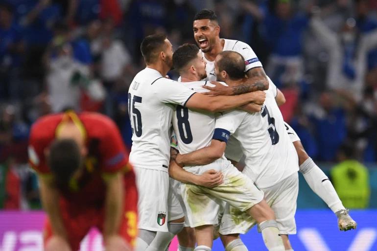 Italy toàn thắng từ đầu Euro. Ảnh: Reuters.