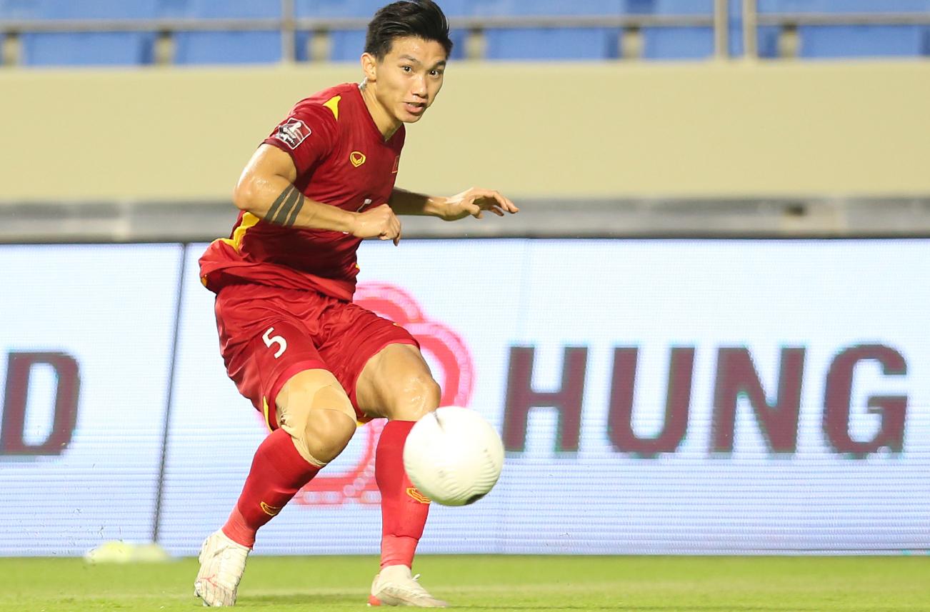 Đoàn Văn Hậu sẽ là nòng cốt của đội U23 Việt Nam ở vòng loại U23 châu Á sắp tới. Ảnh: Lâm Thoả.