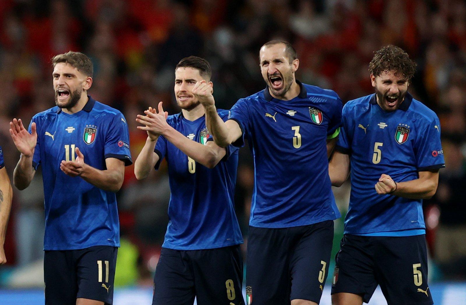 Capello đặt niềm tin ở thế hệ Italy hiện tại. Ảnh: UEFA