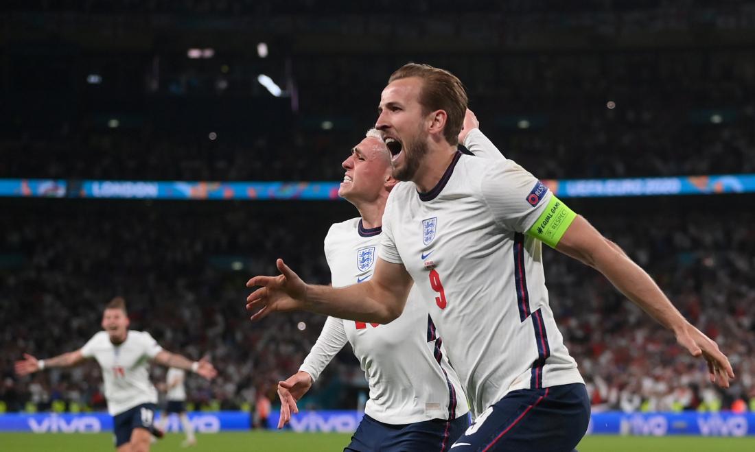 Anh muốn tận dụng cơ hội chơi trên sân nhà để lần đầu vô địch Euro.