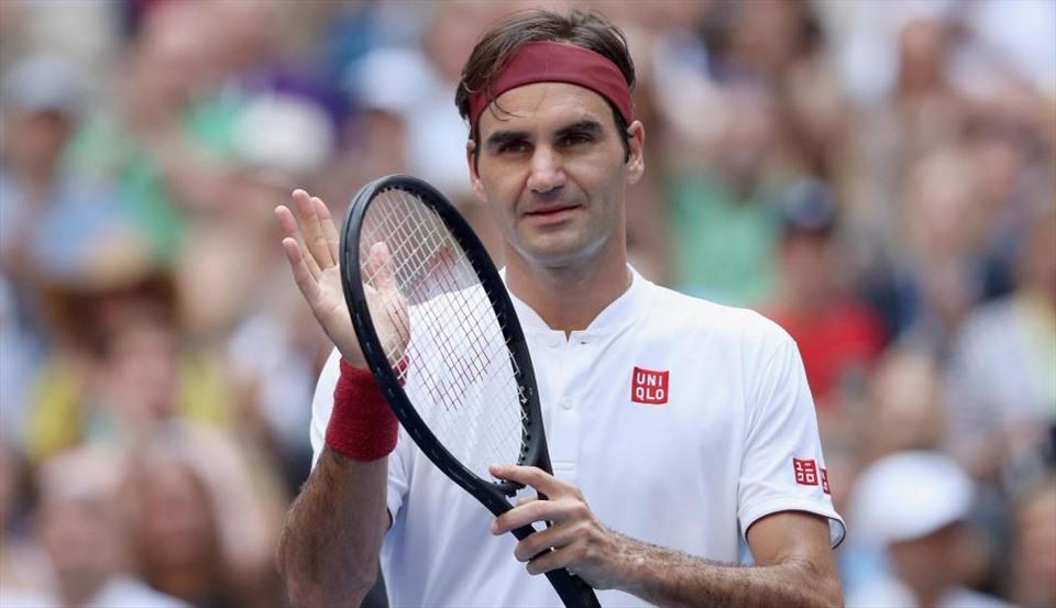 Federer sẽ tròn 40 tuổi vào 8/8 tới. Ảnh: ATP
