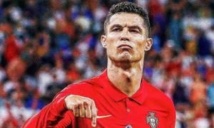 Ronaldo không vào Đội hình tiêu biểu Euro 2021