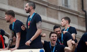 Juventus từ chối bán Chiesa cho Bayern