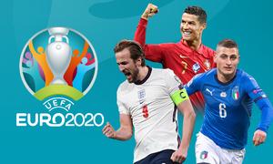 Euro 2021 qua những con số
